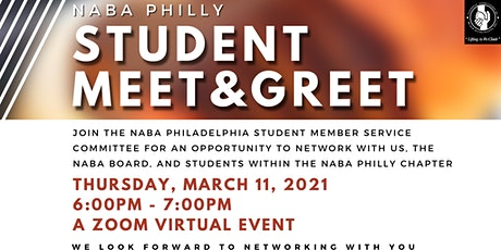 NABA Philly Student Meet & Greet tickets