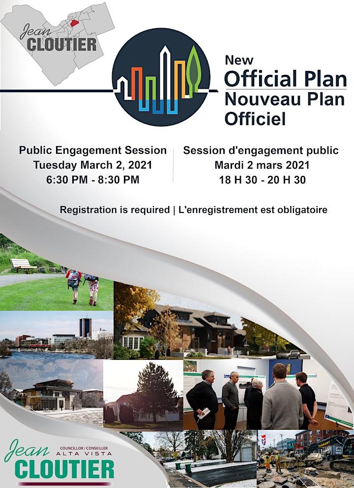 Ward 18 New Official Plan/Quartier 18 – Nouveau Plan officiel image