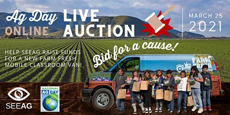 National Ag Day Online Live Auction - Bid for a Cause! tickets