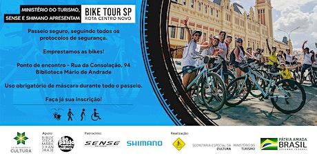 Bike Tour SP - Rota Centro Novo ingressos