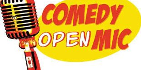 Open Mic Comedy Night tickets