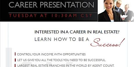 Career Presentation at Keller Williams Clear Lake tickets