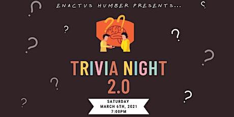 Trivia Night 2.0 tickets