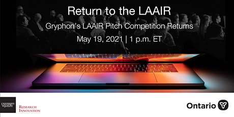 2021 Gryphon's LAAIR Pitch Competition Finale billets