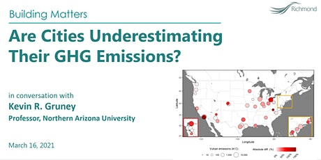Building Matters: Are Cities Underestimating Their GHG Emissions? tickets