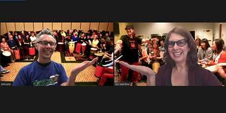 Virtual Introduction to Drum Circle Facilitation tickets