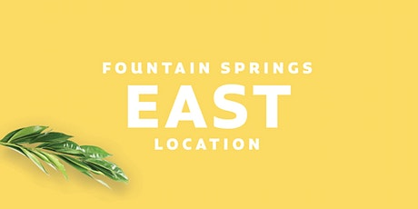 EAST LOCATION 2021 Easter Services with FSC tickets