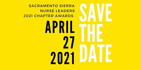 SSNL 2021 Chapter Awards Virtual Event tickets