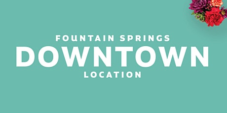DOWNTOWN LOCATION 2021 Easter Services with FSC tickets