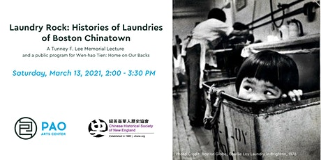 Laundry Rock: Histories of Laundries of Boston Chinatown tickets