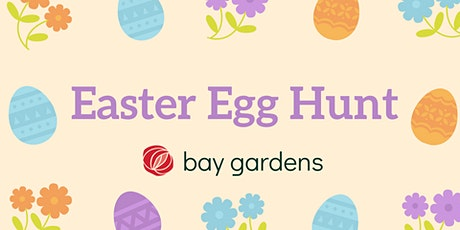 Easter Egg Hunt at Bay Gardens tickets