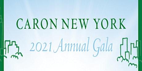 Caron New York 2021 Gala tickets