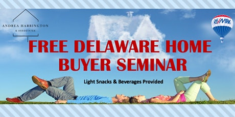 FREE Delaware Home Buyer Seminar tickets