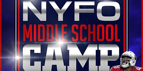 NFL /  NYFO Middle School Camp - Greensboro tickets