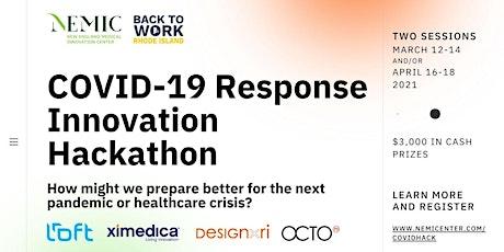 Rhode Island - COVID Response Hackathon tickets