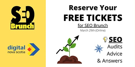 SEO Brunch (March 29th) tickets