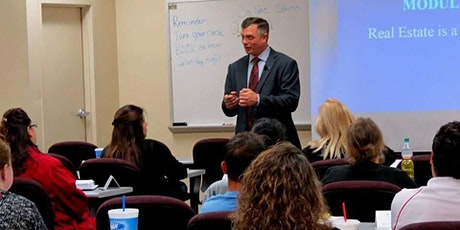 """New Mexico Broker Basics """"Live Online"""" Course August 6-9th tickets"""