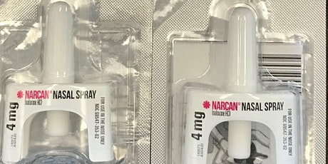 Erie Co. DOH Opioid Overdose Recognition & Naloxone Use 4/17/21 tickets