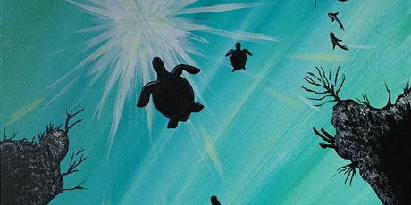 Paint Party at Jackrabbit Brewing with Creatively Carrie! tickets