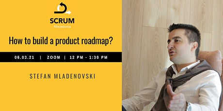 How to build a product roadmap? tickets
