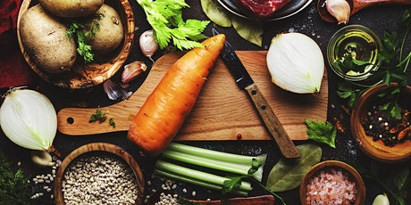 Cooking with the Seasons: Virtual Spring Cooking Class tickets