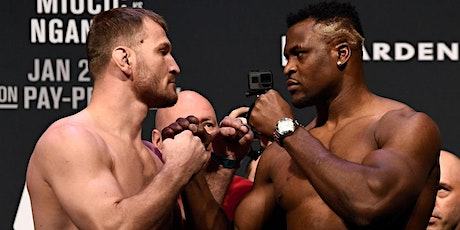 Stipe Miocic Charity Watch Party tickets