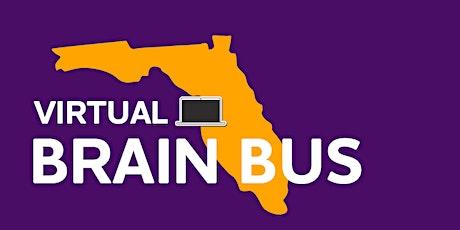 Virtual Brain Bus:  Mitos y Retos de Alzheimer  en la Comunidad Hispana. tickets