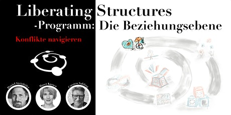 Liberating Structures-Programm: Die Beziehungsebene Tickets