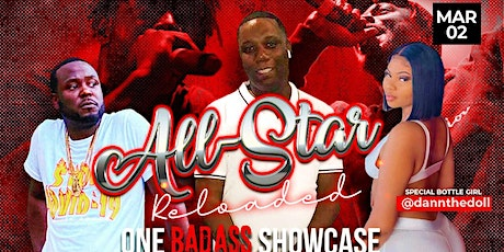 """All Star Reloaded """"One Bad Azz Showcase"""" tickets"""