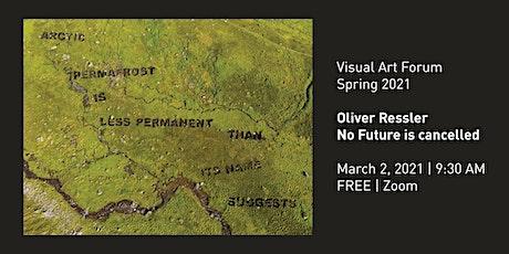 Visual Art Talk: Oliver Ressler tickets