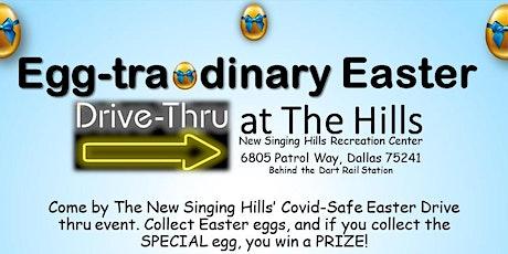 Eggstraordinary Easter tickets