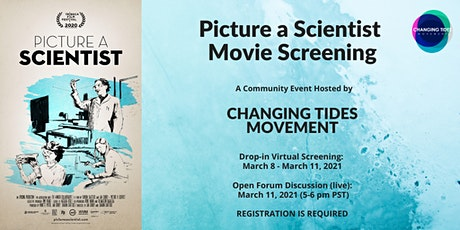Picture a Scientist Movie Screening tickets