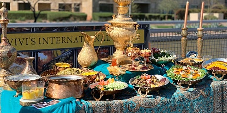 Persian New Year Festival to Debut COVID Safe Art Installations tickets
