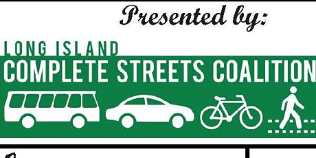 The 2021 Complete Streets Summit tickets