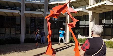 Frankfort Public Art Tour: Arts2O Sculpture & Mural tickets