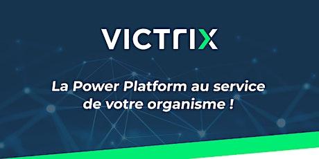 La Power Platform au service de votre organisme! billets