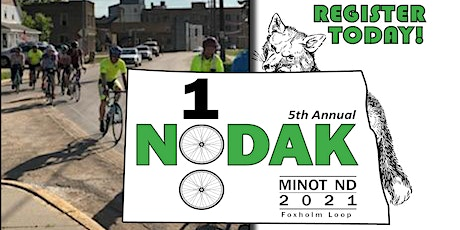 NODAK 100 5th Annual Century Ride tickets