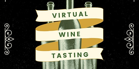 Virtual Wine Tasting and Pairing with Vintner's Cellar Winery tickets