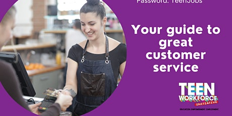 TWI Workshop -Service First! Your guide to great customer service. tickets