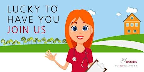 Online Hiring Event for Nurses tickets