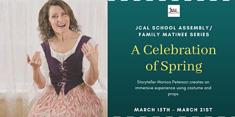 "Family Matinee Series ""A Celebration of Spring"" tickets"