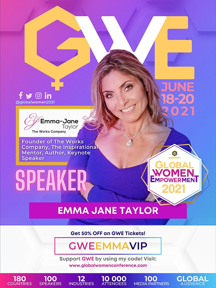 The Global Women Empowerment Conference image