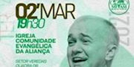 Alinhamento e Avivamento - BRAZLÂNDIA-DF ingressos
