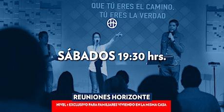 Reunión Horizonte - Sábado 19:30 tickets