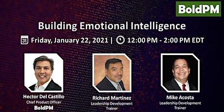 Building Emotional Intelligence tickets