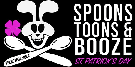 Spoons Toons & Booze St. Patrick's Day After Dark tickets