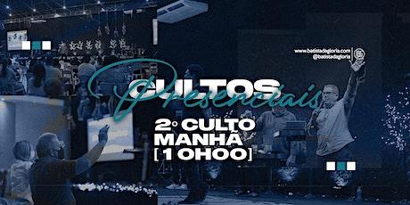 2a. CELEBRAÇÃO MANHÃ - 28/02 ingressos