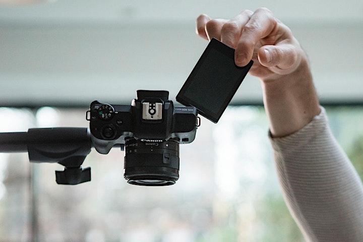 Vlogging mit Canon: Bild
