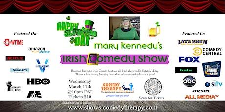 Mary Kennedy's Irish Comedy Show - Mar 17 tickets