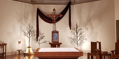 St. Mary -  Lent :  Thursday Mass - 8:00 AM  04-Mar-2021 tickets